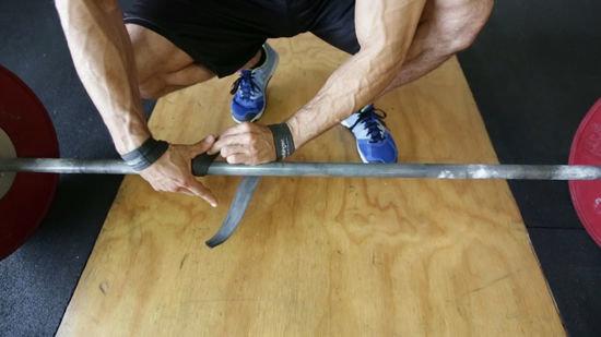 как надевать кистевые ремни