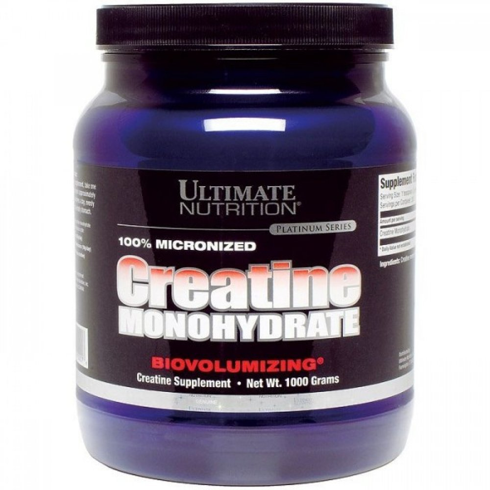 Креатин Ultimate Nutrition Creatine Monohydrate