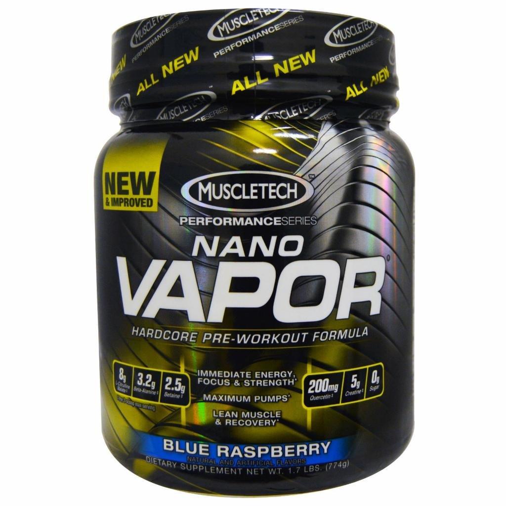 Креатин MuscleTech NaNO Vapor