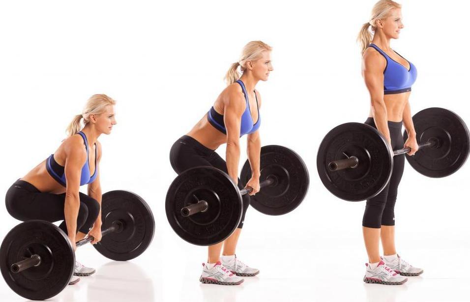 становая тяга как увеличить вес