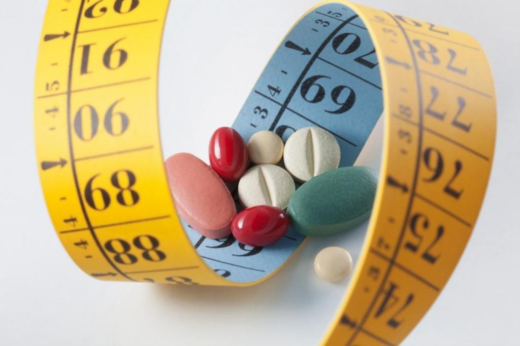 лекарства от лишнего веса