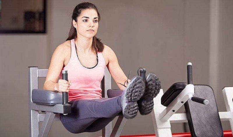 Упражнение с фиксацией предплечий