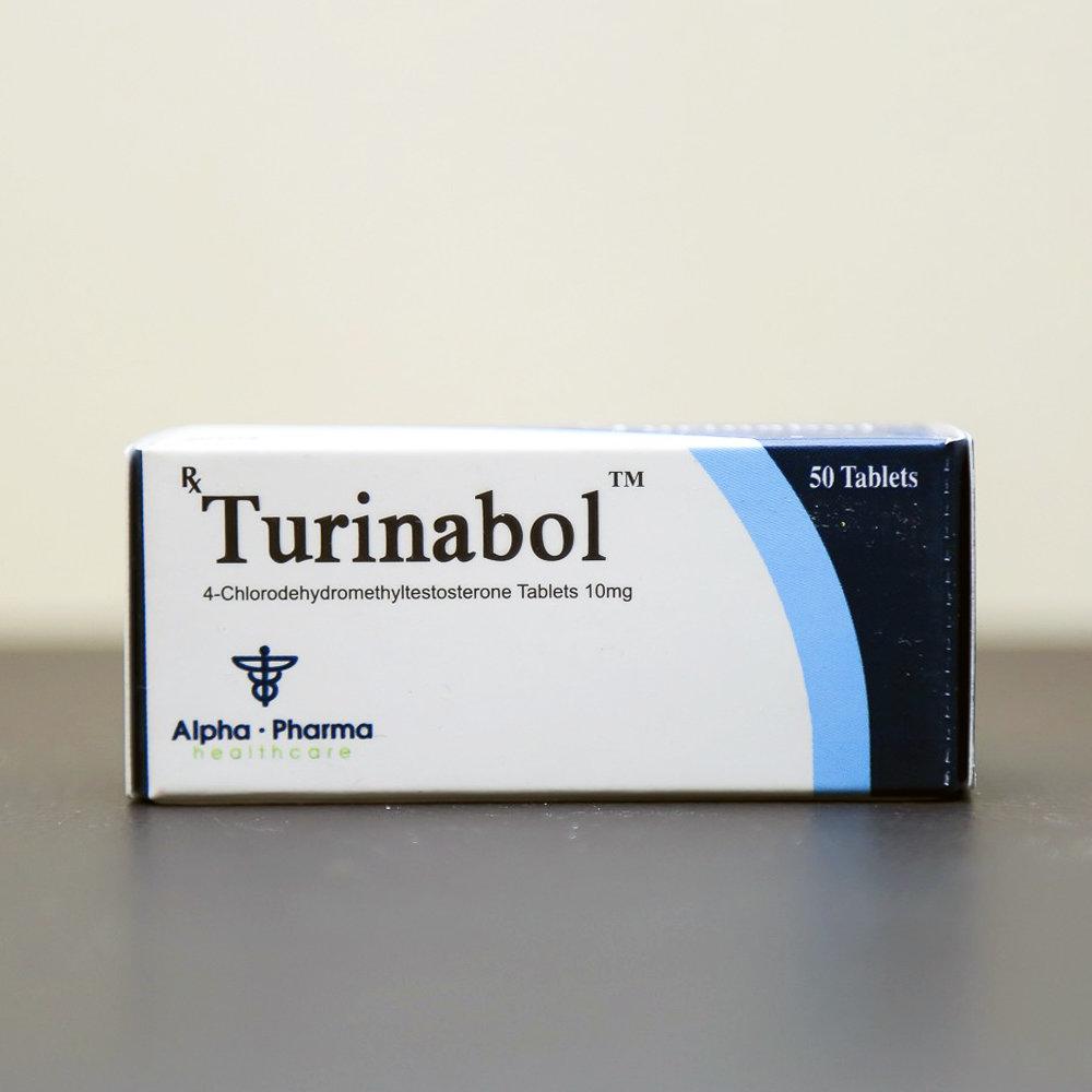 туринабол стероид