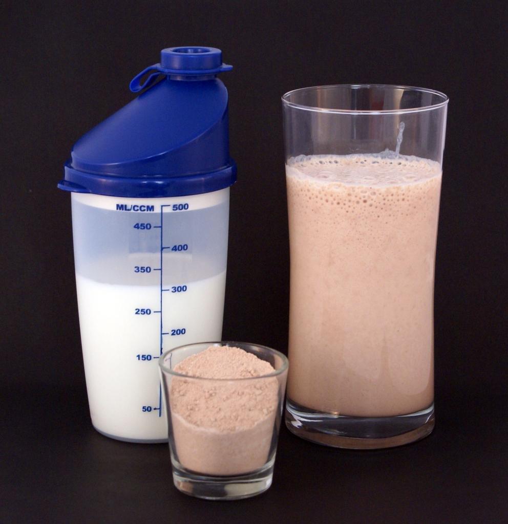 Как употреблять протеин