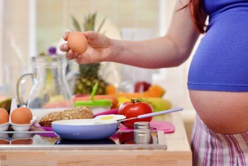 витамин b4 во время беременности