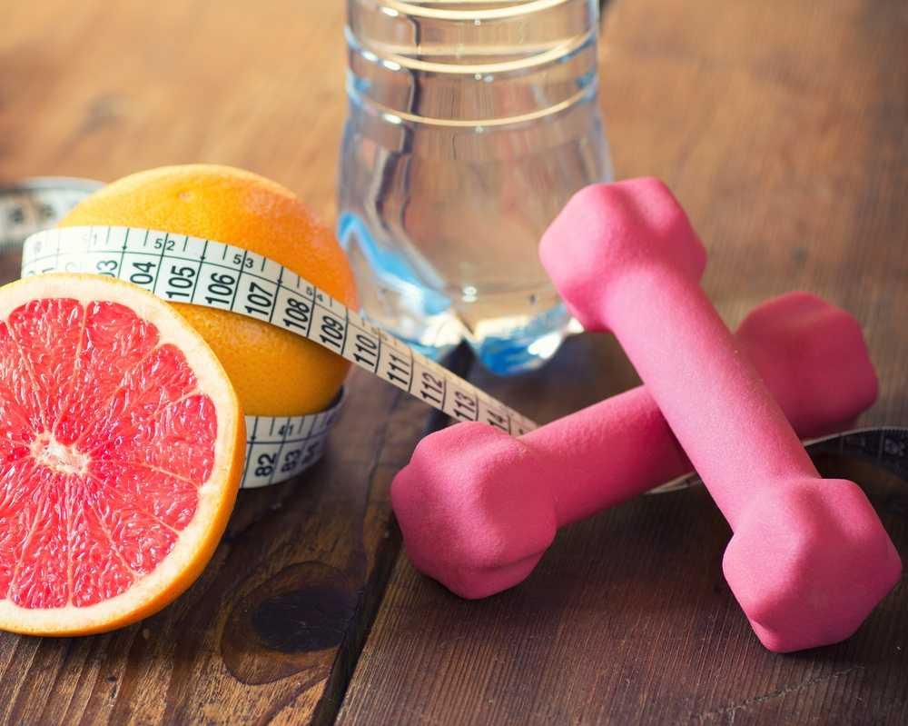 Грейпфрут при похудения