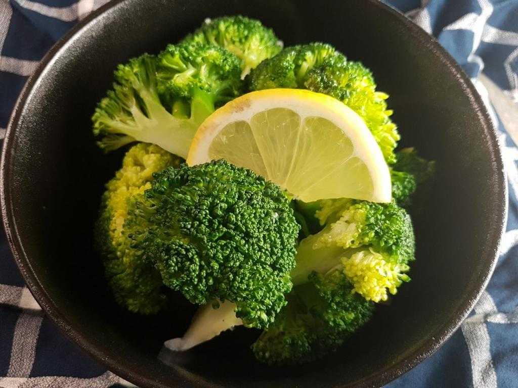 Как можно приготовить брокколи на диете