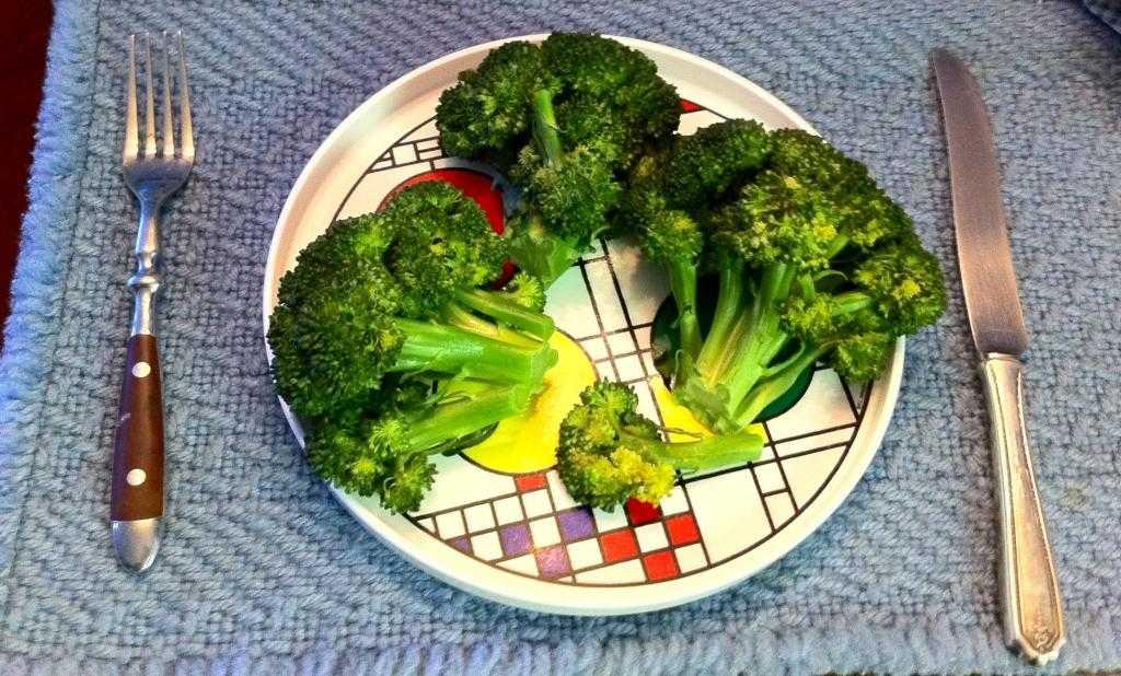 Способствуют Ли Брокколи Похудению. Диета на брокколи для похудения: рецепты и полезные свойства
