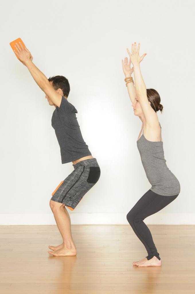 Легкие гимнастики для похудения