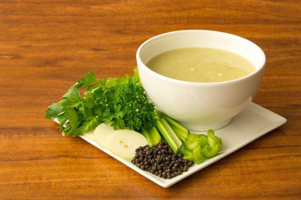Диета на домашних супах